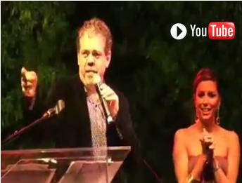 LA Gala Eva Longoria/ Jay Mandarino